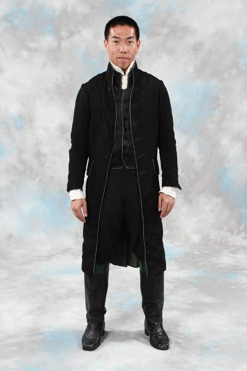 1107: Depp & Ricci complete costumes from Sleepy Hollow - 2