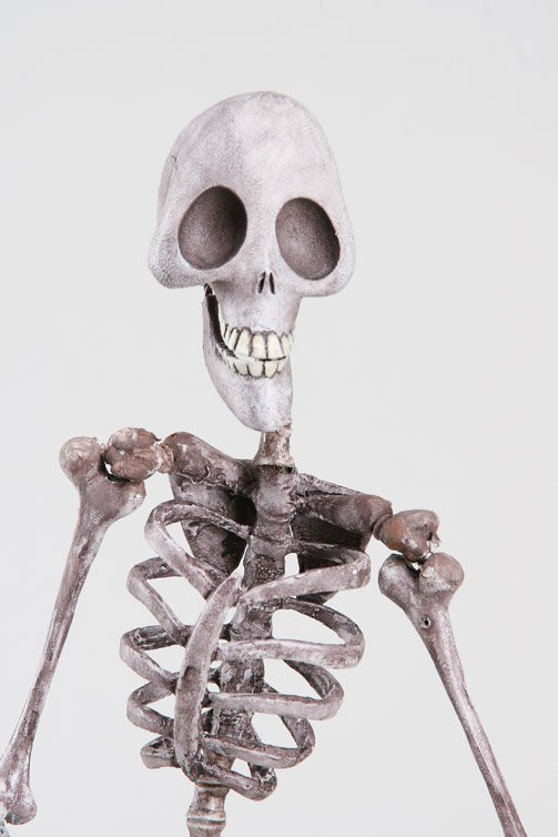 1120: Skeleton animation puppet from Corpse Bride - 2