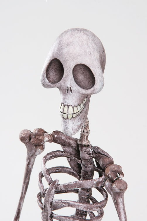 1120: Skeleton animation puppet from Corpse Bride - 4