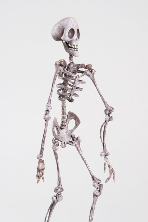 1120: Skeleton animation puppet from Corpse Bride - 5