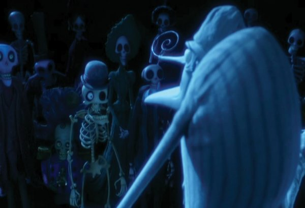 1120: Skeleton animation puppet from Corpse Bride - 7