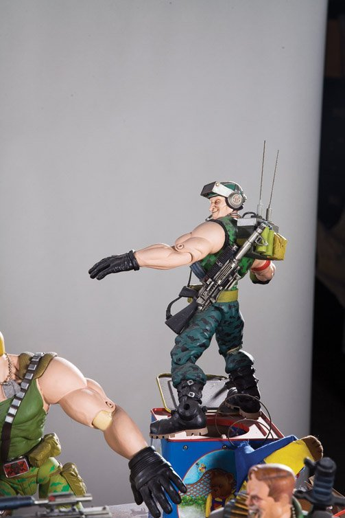 1141: Original battle display from Small Soldiers - 4
