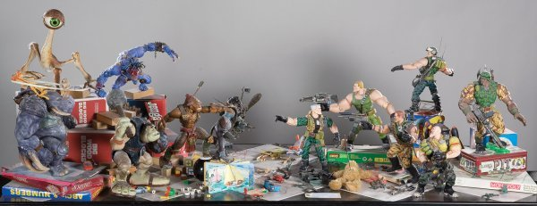 1141: Original battle display from Small Soldiers - 7