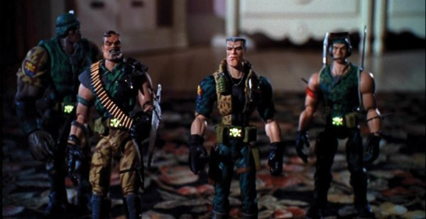 1141: Original battle display from Small Soldiers - 9