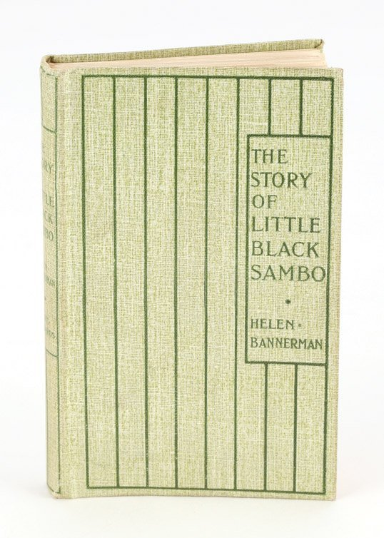 3: The Story of Little Black Sambo, First Edition