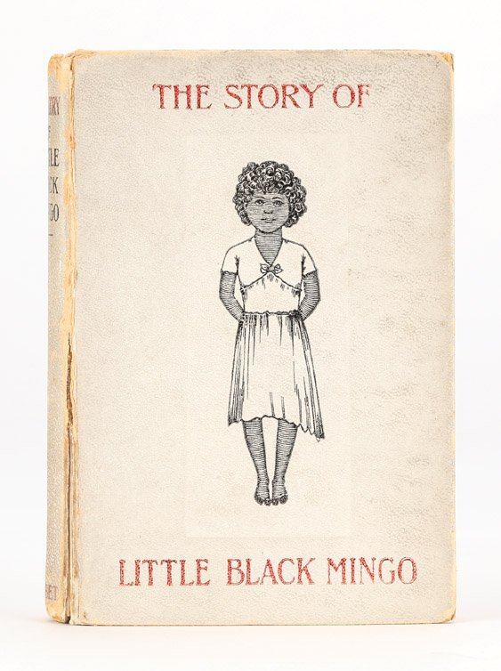 4: The Story of Little Black Mingo signed