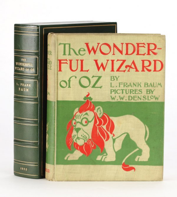 10: The Wonderful Wizard of Oz, First Edition