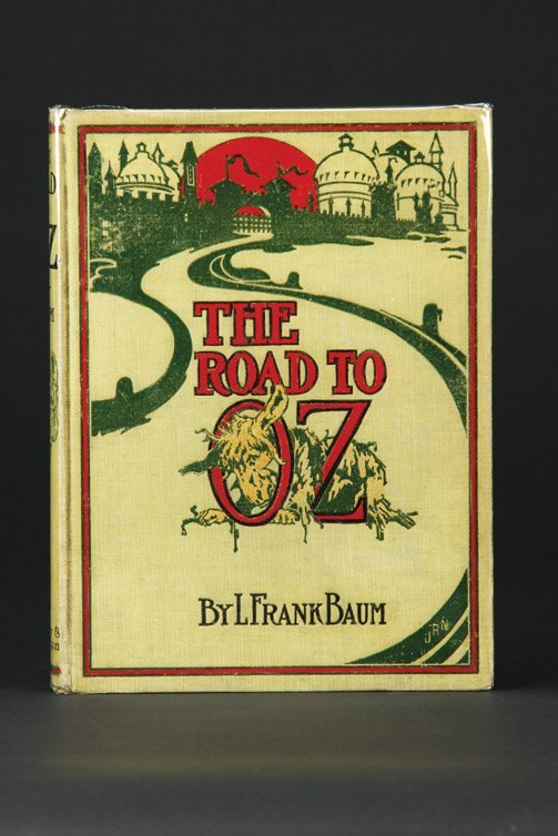 13: The Road to Oz, First Edition, First State