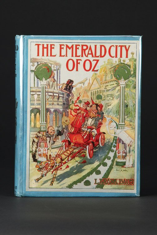 14: The Emerald City of Oz, First Edition, 1st state
