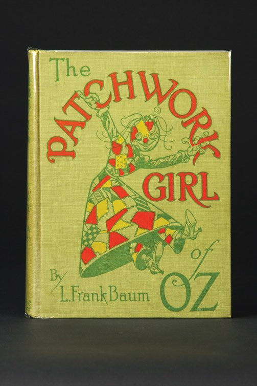 17: The Patchwork Girl of Oz, First Edition