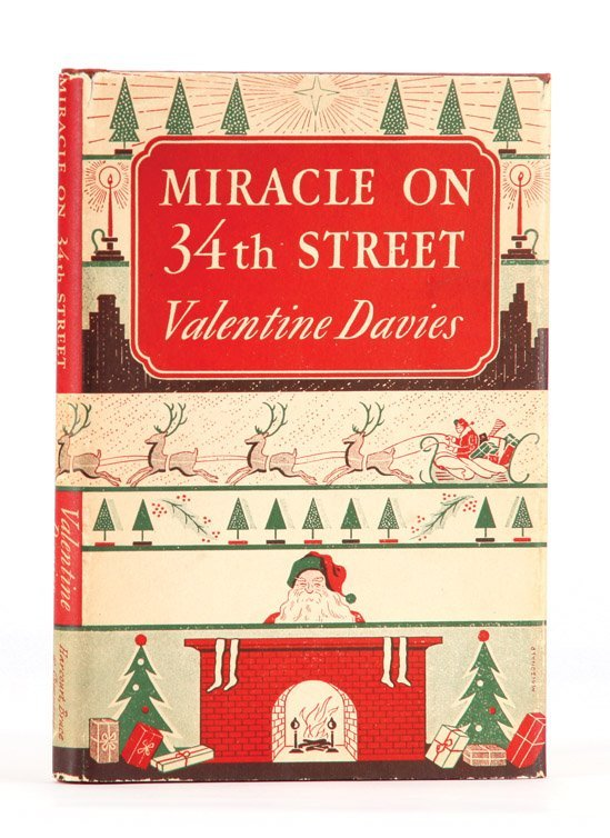 20: Miracle on 34th Street, First Edition