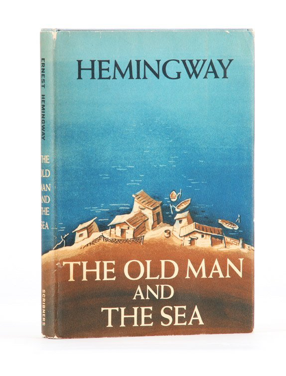 48: The Old Man and the Sea, 1st Edition 1st printing