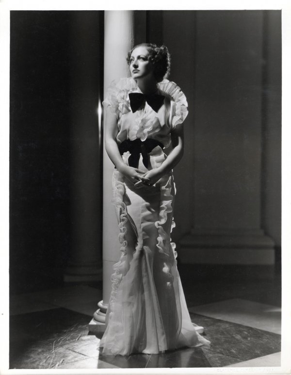 6: Joan Crawford photo Letty Lynton by Sinclair Bull