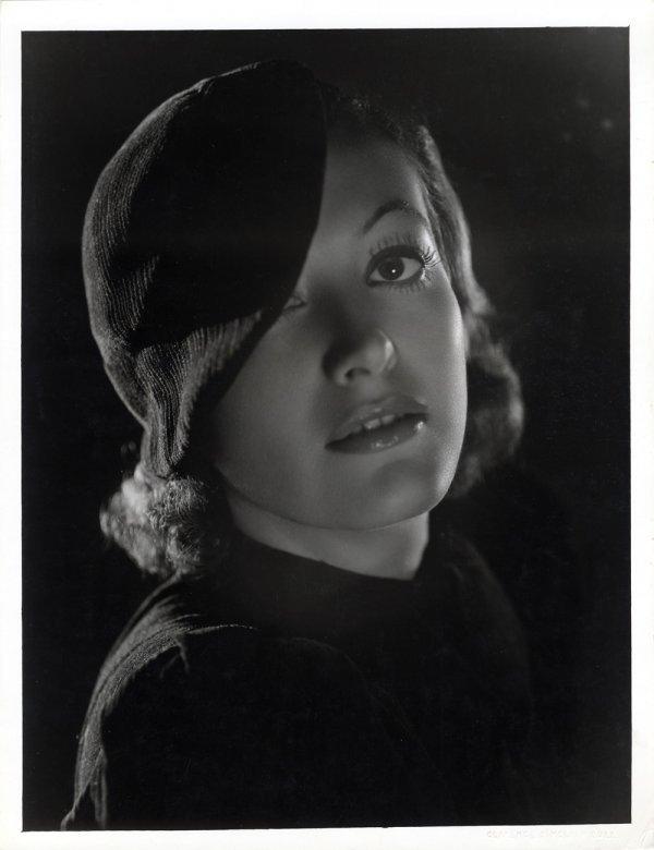 7: Joan Crawford photo Letty Lynton by Sinclair Bull