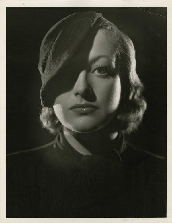 8: Joan Crawford photos Letty Lynton - Sinclair Bull