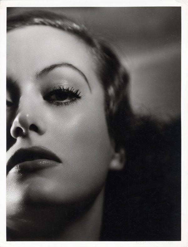 11: Joan Crawford photo Letty Lynton by Sinclair Bull