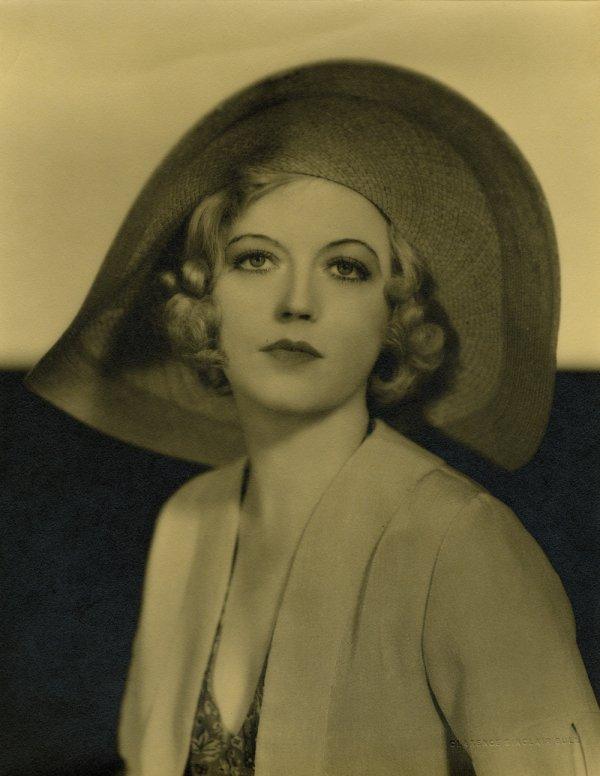 13: Marion Davies  custom portrait by  Sinclair Bull