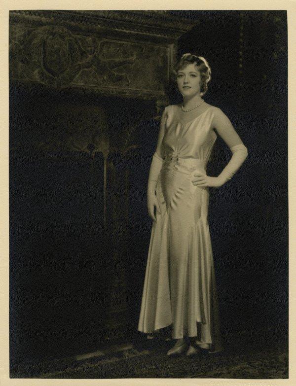 14: Marion Davies  custom portrait by  Sinclair Bull