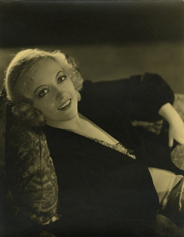 15: Marion Davies  custom portrait by  Sinclair Bull