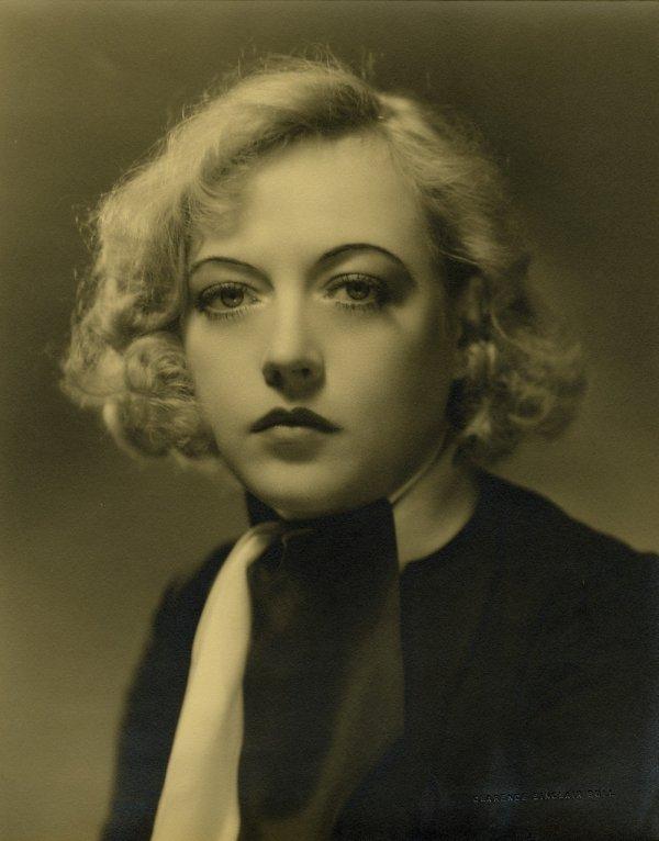 18: Marion Davies  custom portrait by  Sinclair Bull