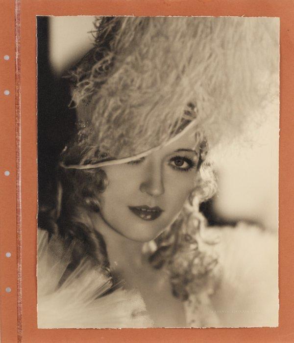 23: Marion Davies portrait - Blondie of the Follies