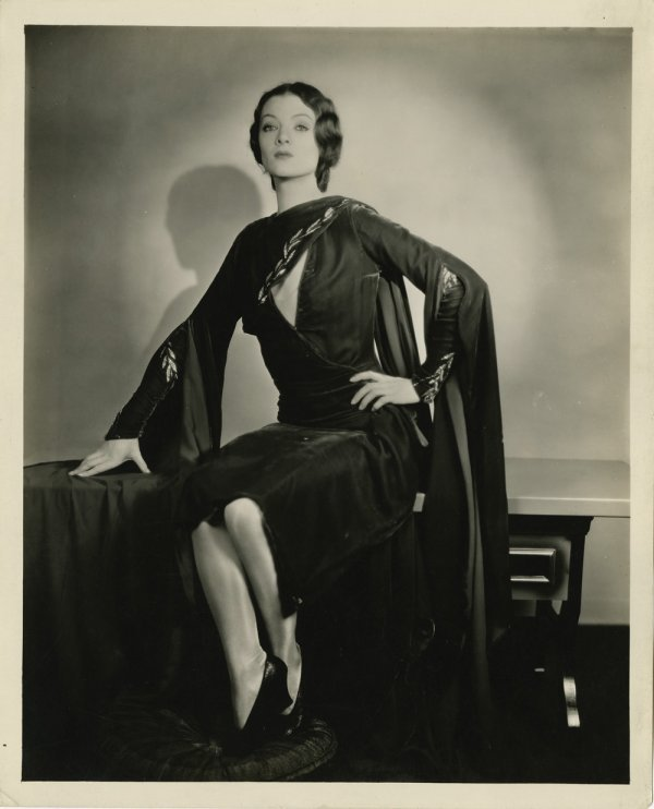488: Myrna Loy gallery portraits by Fred R. Archer - 2