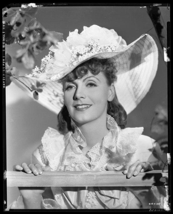 656: Greta Garbo negatives Anna Karenina Sinclair Bull - 2
