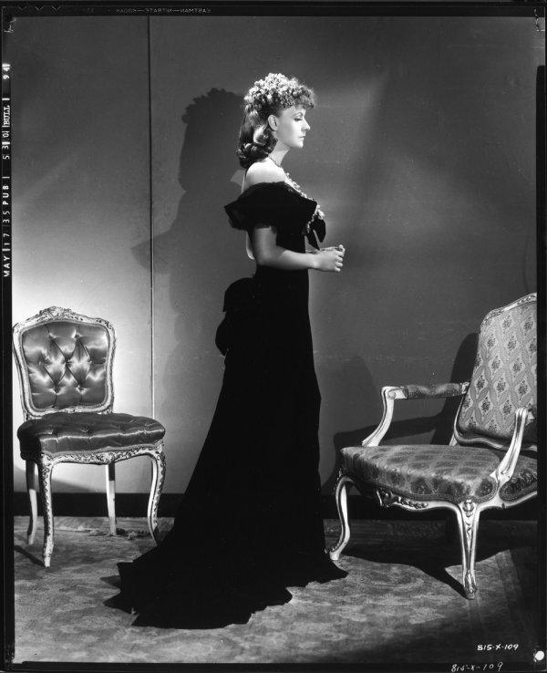 656: Greta Garbo negatives Anna Karenina Sinclair Bull - 3