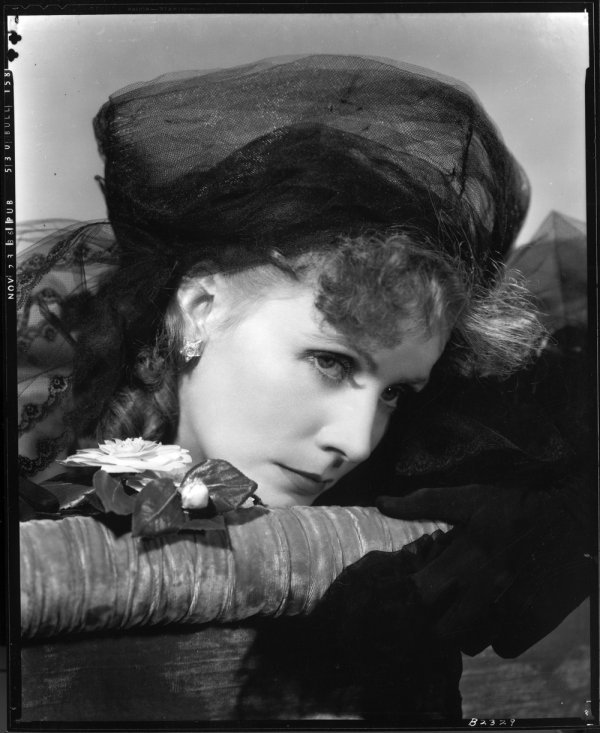659: Greta Garbo negatives - Camille by Sinclair Bull