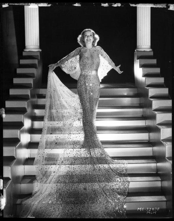 770: Joan Crawford  negative - Dancing Lady - Hurrell