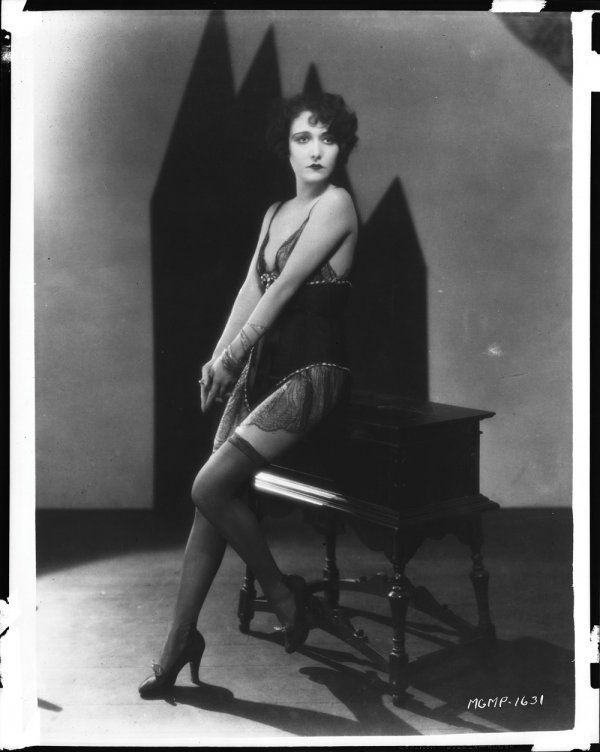 1016: Dorothy Sebastian negative by Ruth Harriet Louise
