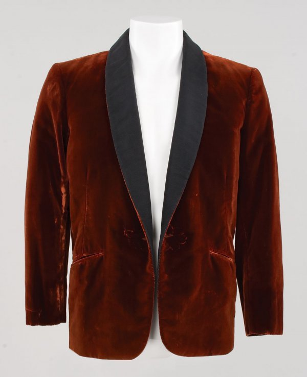 Robert Conrad smoking jacket from The Wild Wild West