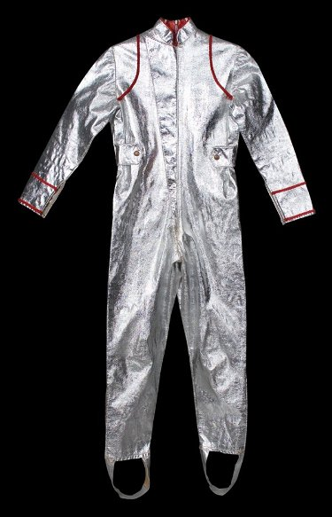 For Auction Penny Robinson 1st Season Spacesuit From Lost In Space 0673 On Jun 11 2010 Profiles In History In Ca