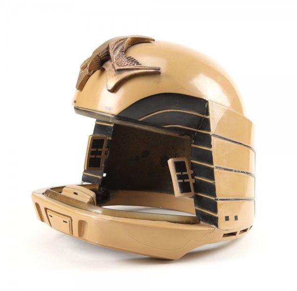 Colonial Warrior Viper helmet from Battlestar Galactica