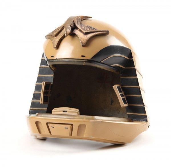 Colonial Warrior Viper helmet from Battlestar Galactica - 4