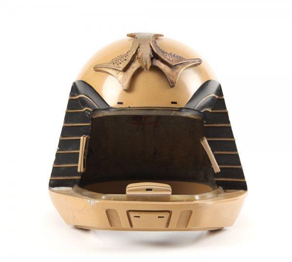 Colonial Warrior Viper helmet from Battlestar Galactica - 5