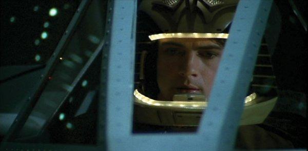 Colonial Warrior Viper helmet from Battlestar Galactica - 6