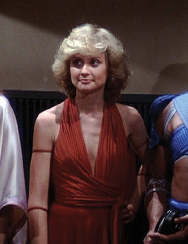 Laurette Spang Socialator dress - Battlestar Galactica - 3