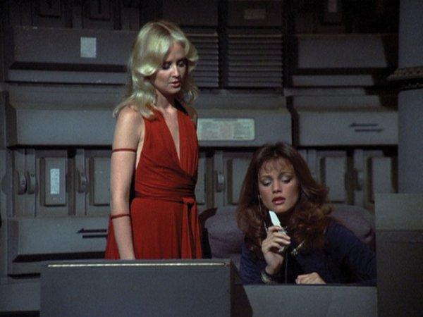 Laurette Spang Socialator dress - Battlestar Galactica - 4