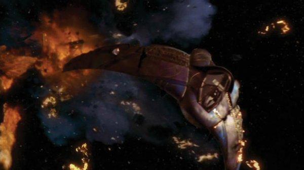 Goa'uld Death Glider Filming Model from Stargate SG-1 - 7