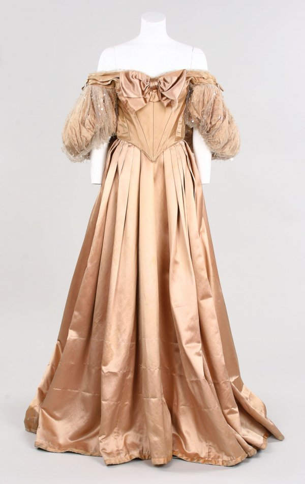 Deborah Kerr Anna signature gown from The King & I