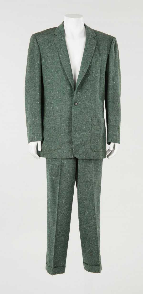 errol flynn tweed suit from the sun also rises. Black Bedroom Furniture Sets. Home Design Ideas