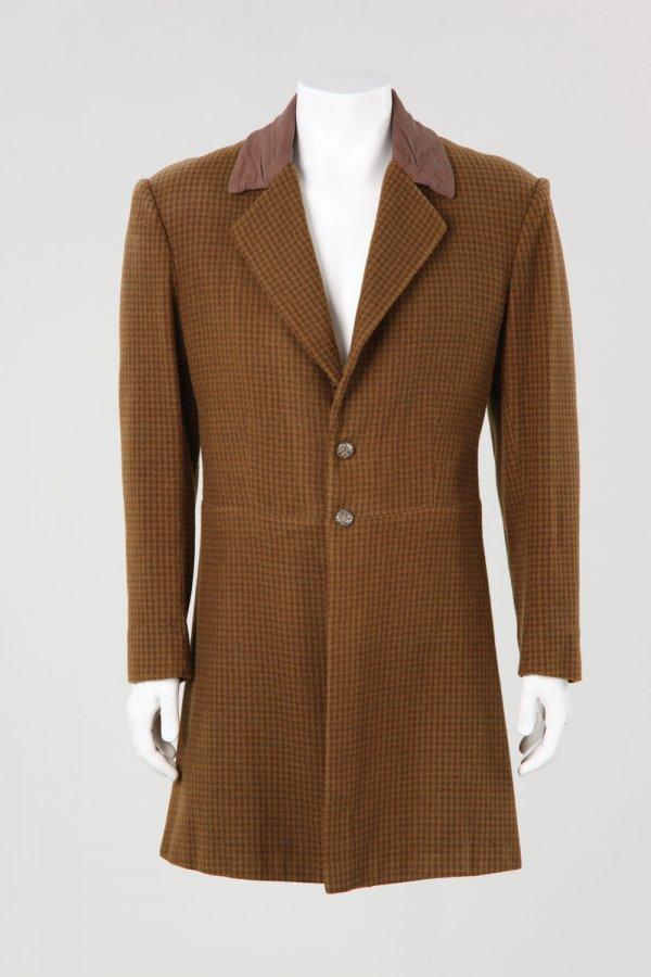 John Wayne Davy Crockett overcoat from The Alamo