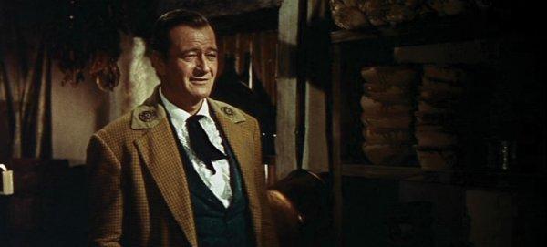 John Wayne Davy Crockett overcoat from The Alamo - 3