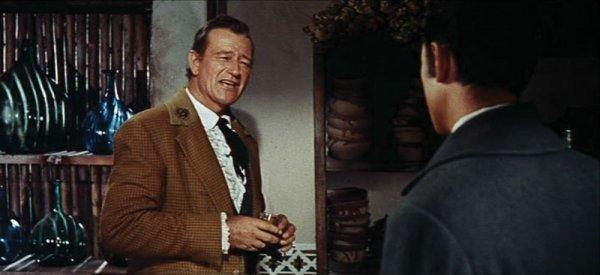 John Wayne Davy Crockett overcoat from The Alamo - 4