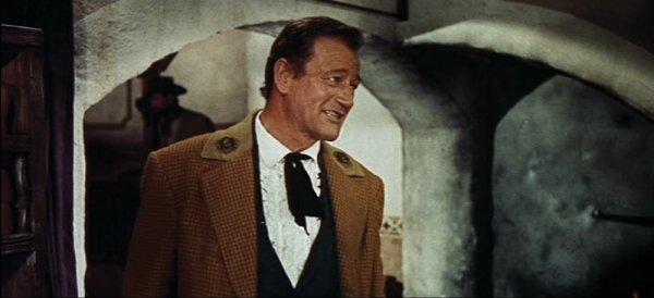 John Wayne Davy Crockett overcoat from The Alamo - 5