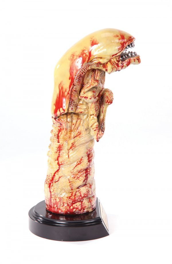 Aliens Chest Burster study from Stan Winston Studios - 5