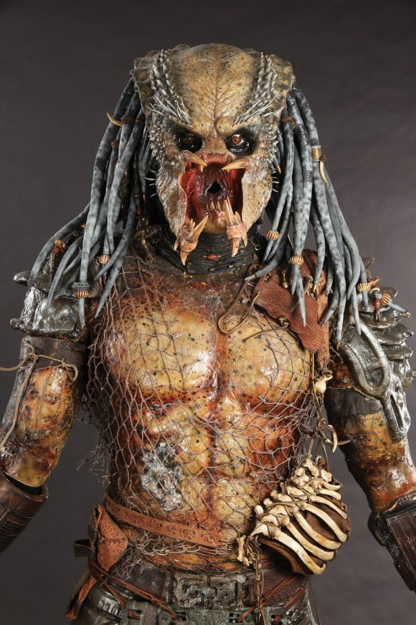 Predator Animatronic Mask & Costume from Predator 2 - 3