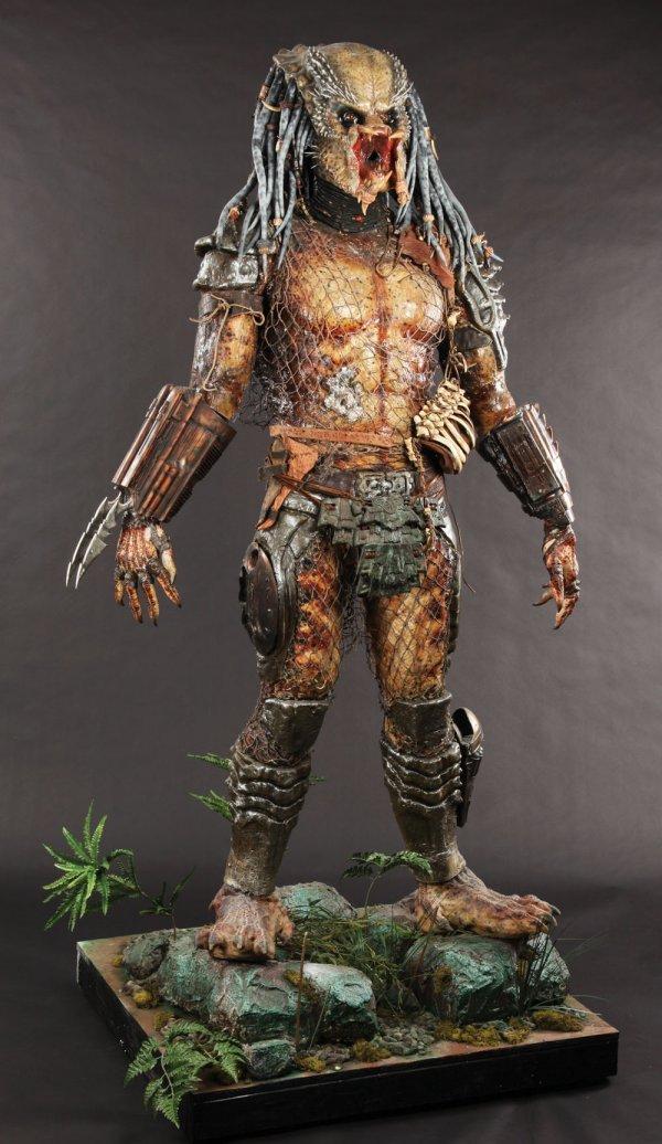 Predator Animatronic Mask & Costume from Predator 2 - 6