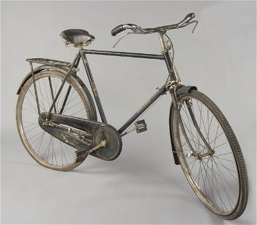 For Auction Sean Connery Bicycle From Finding Forrester 0989 On Jun 11 2010 Profiles In History In Ca